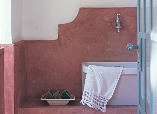 Bachas Para Baño Con Pie:un baño se plantea el dilema de qué tipo de bacha elegir Para
