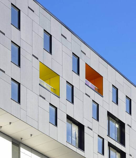 60 Richmond Housing Cooperative - Teeple Architects