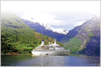 MS Discovery - Cruise & Maritime Voyages