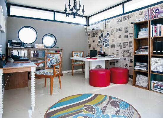 Decoración ecléctica, colores, decoracion, diseño, muebles