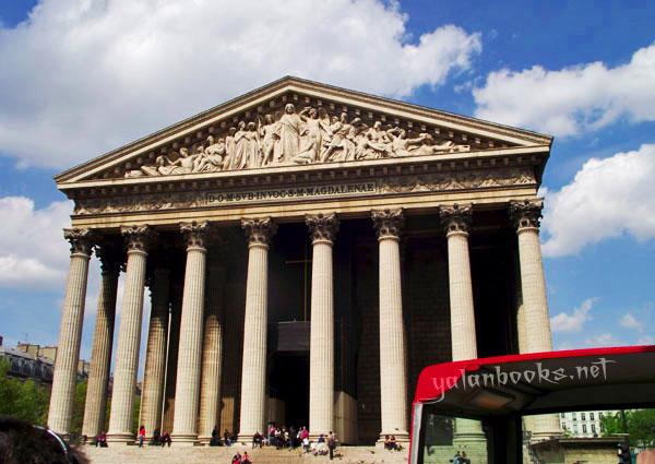 L'église de la Madeleine Paris Photography Views Romanticism 巴黎玛德琳天主教堂 风光摄影 浪漫主义 Yalan雅岚 黑摄会