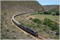 Great South African Rail Journey