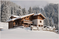 Berghaus Alpenrosli, Klosters, Switzerland