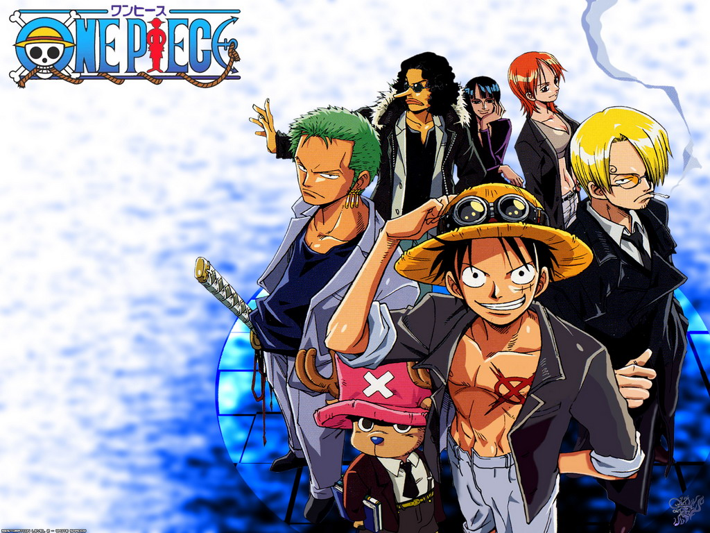 [動畫] One Piece (1999~) One%20Piece%20-%20002