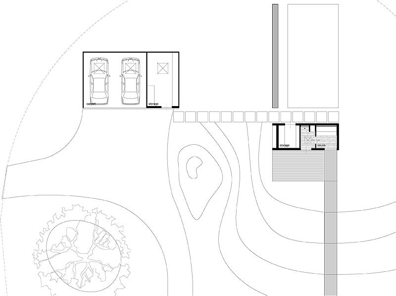 planos, Villa Frenay - 70F architecture