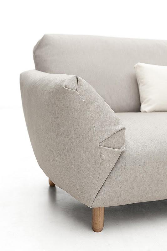 Simone, el sofá de Emiliana Design Studio