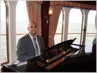 Geza onboard Royal Crown - eWaterways