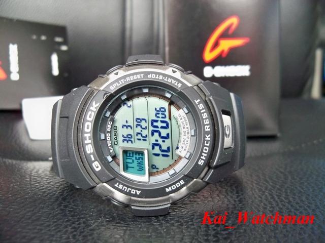 นาฬิกาคาสิโอ G-7700-1DR
