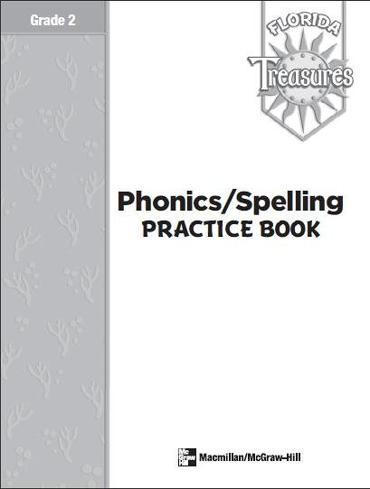 Treasures Spelling Practice Workbook