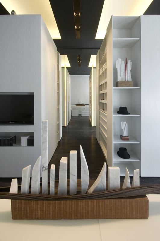 Casa FOA 2012: Vestidor - Monica Kucher y Esteban Barranco