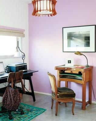 Un espacio de trabajo con calidez de hogar, arquitectura, decoracion