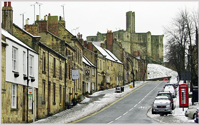 Warkworth, Northumberland