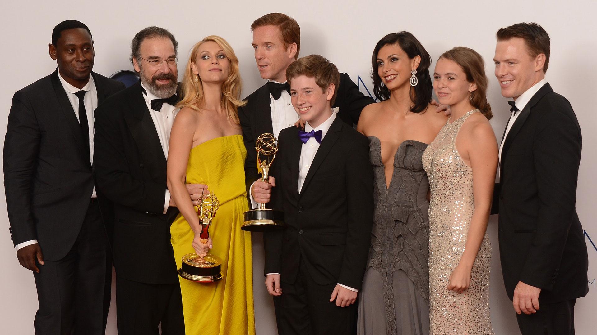 [影集] Homeland (2011~2020) Homeland-actor-Damian-Lewis-Claire-Danes-Emmy-winner