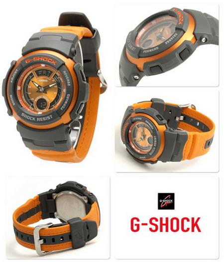 นาฬิกาข้อมือ คาสิโอ Casio G-Shock G-315RL-4DR_3