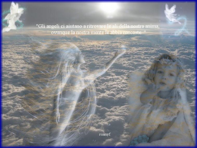 nuvole angeli
