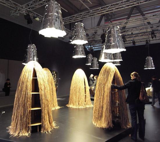 Milan Design Week 2010, Campana-Brothers, Edra, diseño, decoracion, tecnologia, muebles