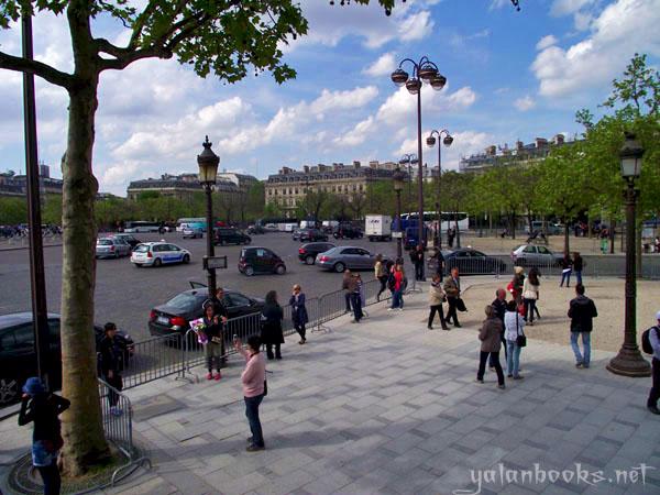 Paris Photography Views Romanticism 巴黎 风光摄影 浪漫主义 Yalan雅岚 黑摄会