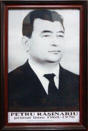 Petru Rasinariu - 1968-1970