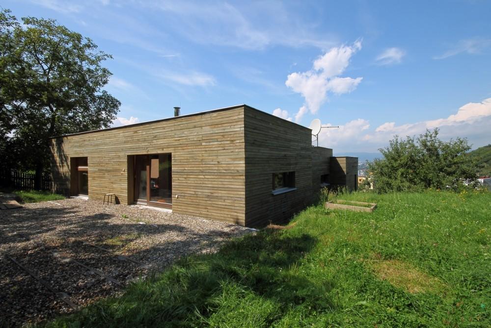 Casa Strekov I - 3+1 architekti