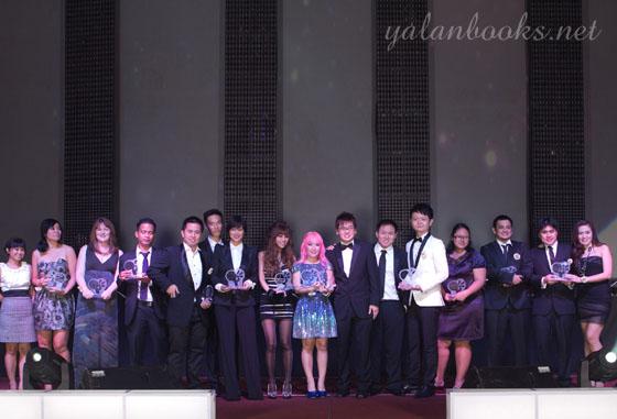 Blog Awards 吉隆坡博客颁奖 雅岚 黑摄会