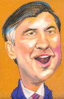 Mikheil Saakashvili - Georgia
