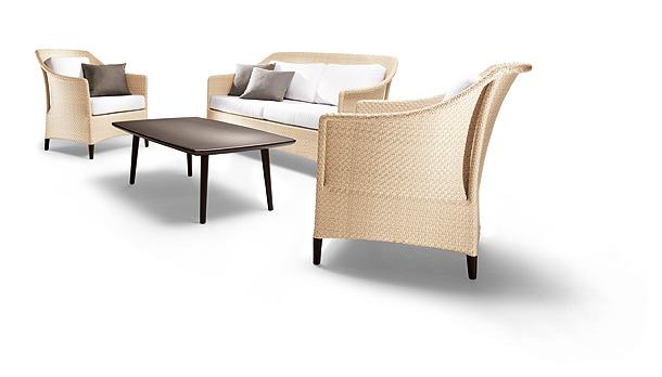 Coleccion 2012 de mobiliario exterior - Dedon