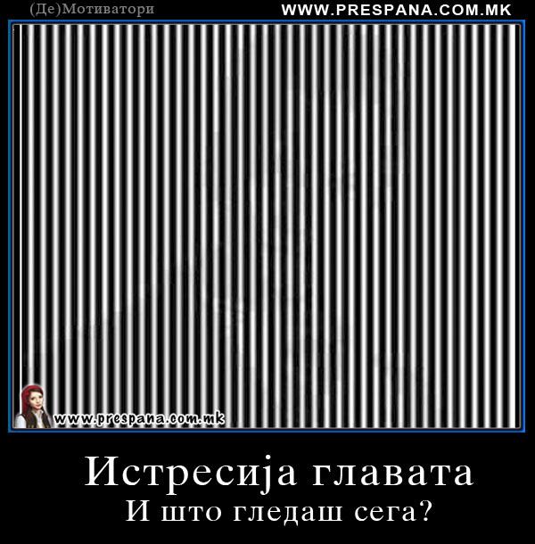 Што гледаш на сликата?