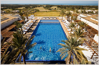 Sofitel Mogador Gold and Spa Main Pool