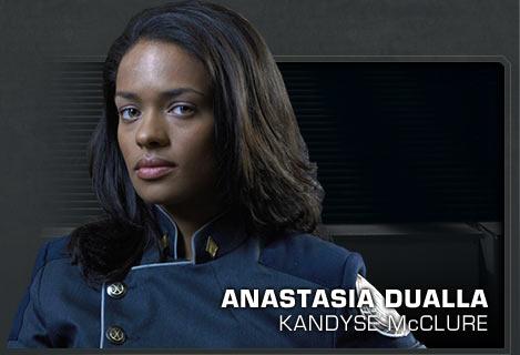 [影集] Battlestar Galactica (2004~2009) Battlestar%20Galactica%20-%20Anastasia%20Dualla