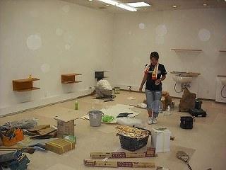 店舗内装 美容室 有限会社アールエス 静岡県 クリーニング