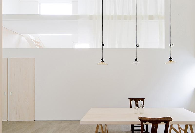 House of Trough - Jun Igarashi Architects, decoracion, diseño, interiores, muebles