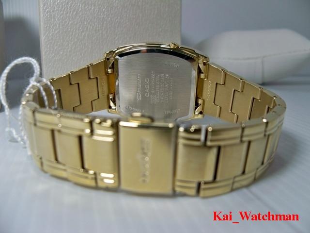นาฬิกาข้อมือ คาสิโอ Casio Sheen Chronograph  Shn-6500GD-7ADR_5