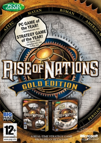 Rise of Nations (Gold Edition) [ ISO   Full   Español ] [ Crackeado   1 Link ]