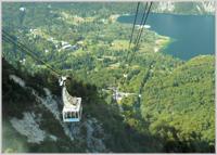 Triglav ski area, Slovenia