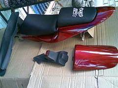GP MODEL SINGLE SEAT RM450 8