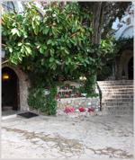Hotel Bon Sol - main entrance