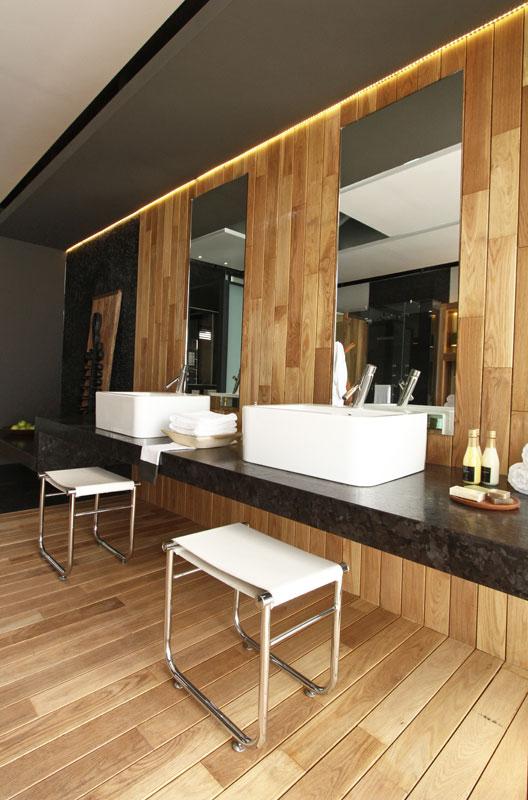 Casa FOA 2012: Sala de Baño - Angélica Campi