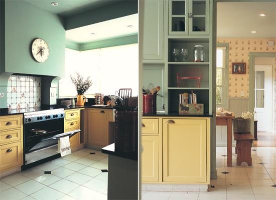 arquitectura, diseño, muebles, Cocinas, Maderas