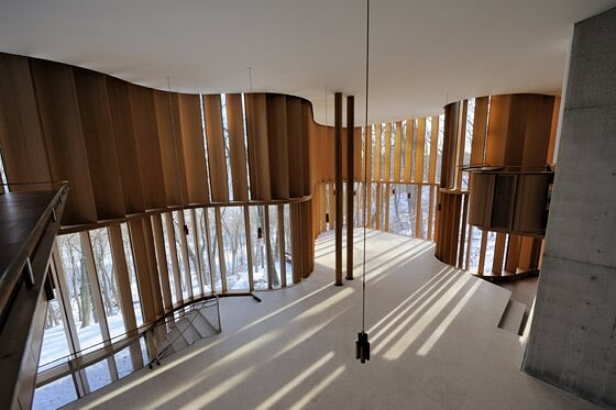 The Integral House - Shim-Sutcliffe Architects