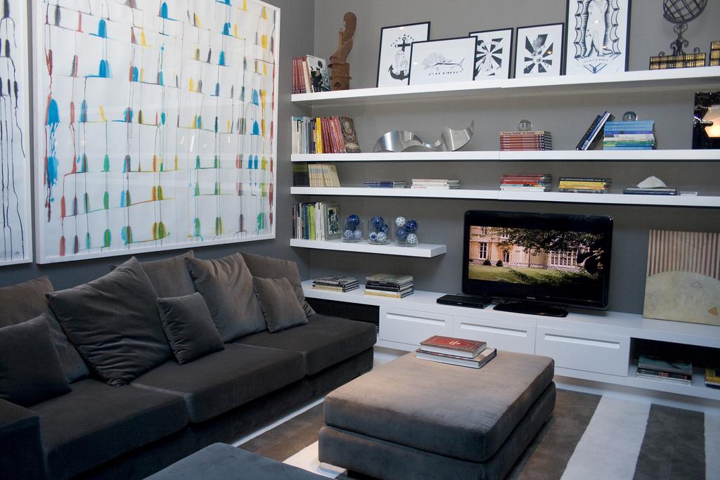 Casa-FOA-09, Espacio N° 47, Loft-para-dos, María-Beatriz-González-Zuelgaray, Arquitectura, Diseño, Decoracion