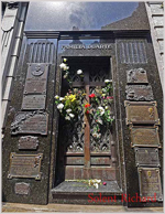 Tomb of the First Lady Eva Peron, Buenos Aires