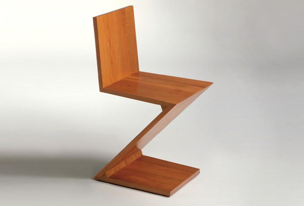 Silla Zig Zag - Gerrit Rietveld