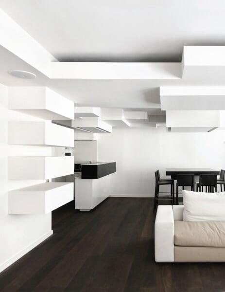 Duplex en Paris - Pascal Grasso Architectures
