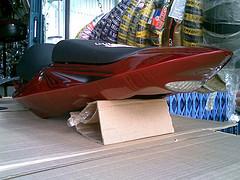 GP MODEL SINGLE SEAT RM450 9