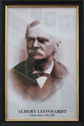 Albert Leonhardt - 1881-1895