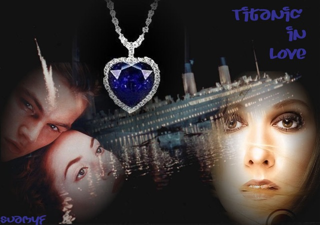 titanic in love