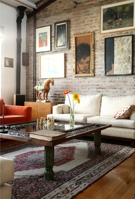 decoracion, interiores, muebles
