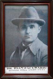 dr. Ioan Pacurariu - 1940-1941