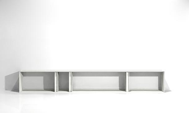 Milan Design Week 2012: Sistema Line - Daniele Lo Scalzo Moscheri