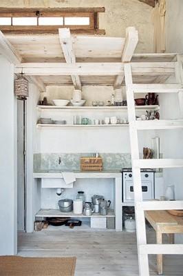 cabaña, diseño, decoracion